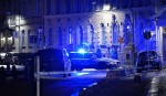 3 arrested over attempted arson on Swedish synagogue