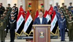 Iraq holds military parade to celebrate victory over IS
