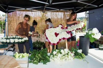 Hallyday returns to cherished Caribbean island for burial