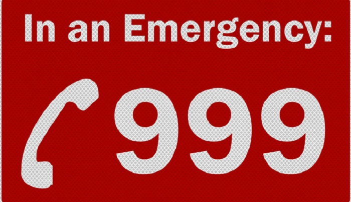 """Hotline """"999"""" for emergency service begins Tuesday"""