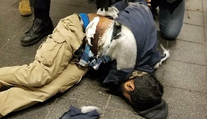 Manhattan blast suspect a Bangladeshi-origin New Yorker