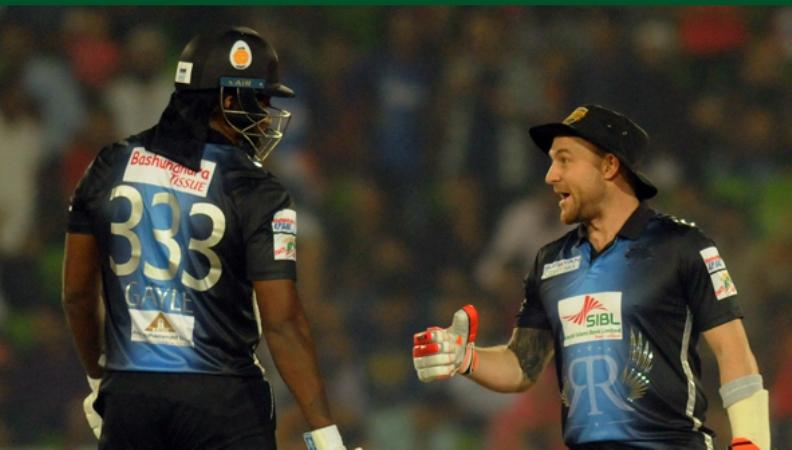 Dhaka Dynamites invite Rangpur Riders to bat