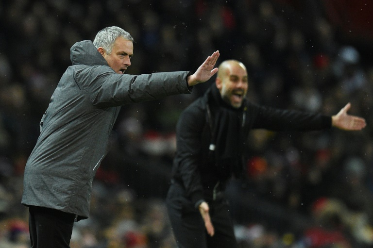 Mourinho defiant, Guardiola sorry for derby ruck