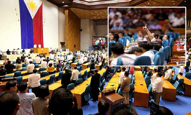 Philippine Congress votes to extend martial law in south