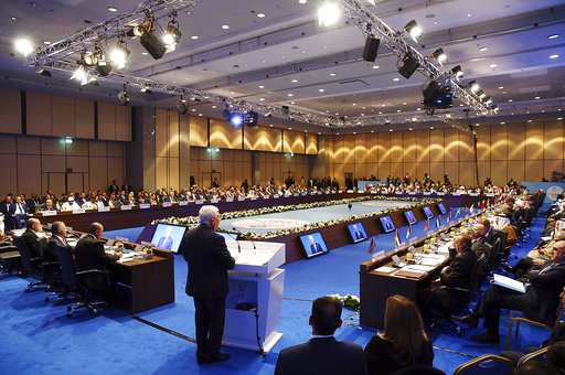 Muslim leaders attending Istanbul summit on Jerusalem