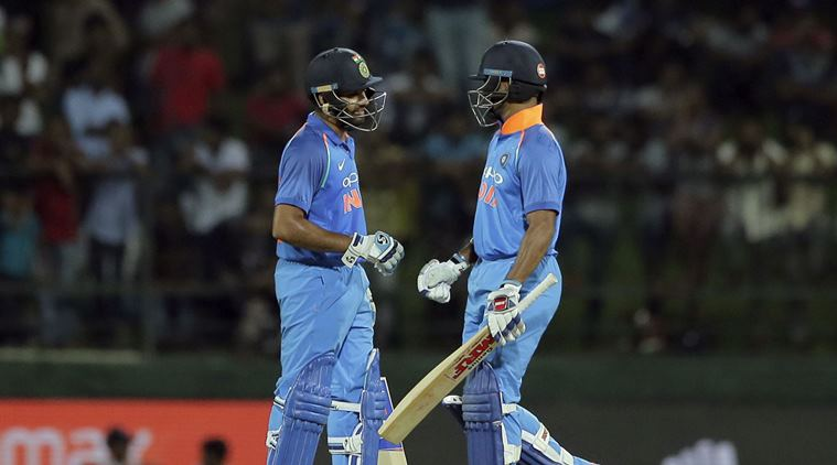 Sri Lanka win toss, elect to bowl against India in 2nd ODI