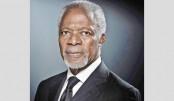 Leaders needed to fix global 'mess', says Kofi Annan