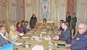 Paris backs Dhaka on Rohingya issue