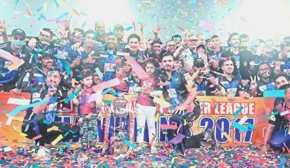 Rangpur win BPL crown