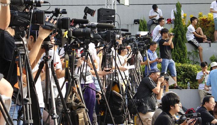 2 journalists held over 'secret documents' in Myanmar