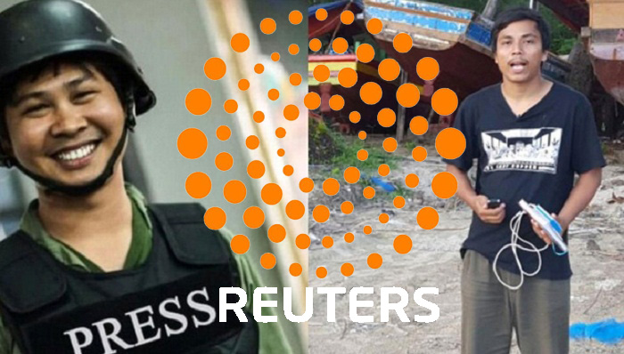 Two Reuters reporters arrested in Myanmar: govt