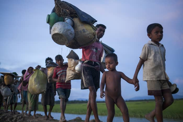 South Korea pledges additional $500,000 for Rohingyas
