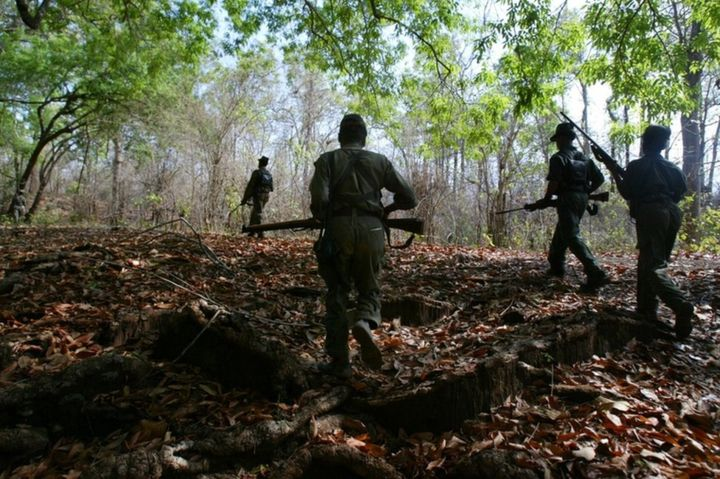 Indian security forces kill 8 Maoist rebels