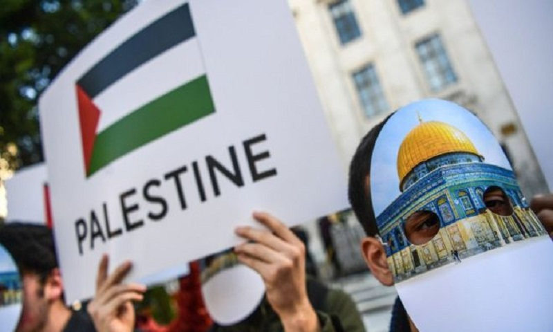 Muslim nations urge recognition of East Jerusalem as Palestinian capital