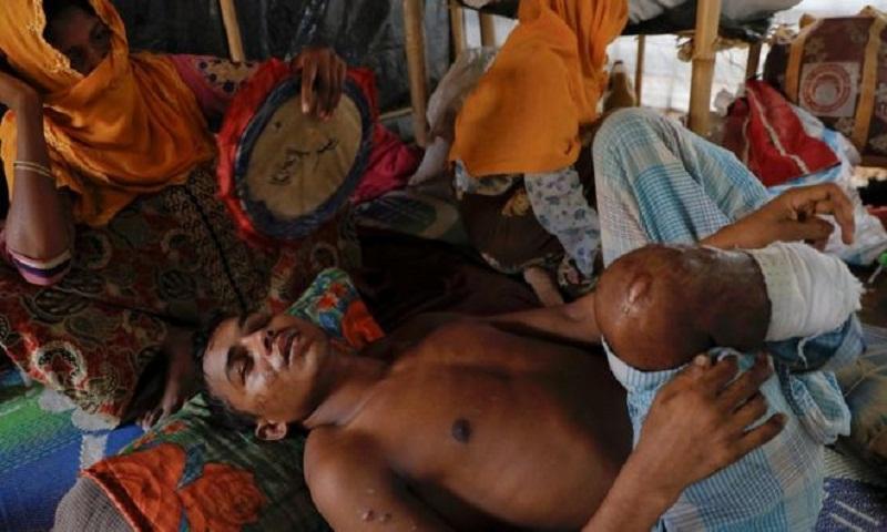 MSF estimates more than 6,700 Rohingya killed in Myanmar