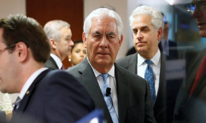 White House contradicts Tillerson on North Korea, adding to confusion