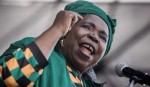 'Enigmatic' ex-wife of S.Africa's Zuma vies for power