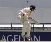 England reaches 91-2 after 1st session of 3rd Ashes test