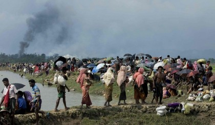 Key dates in the Rohingya crisis