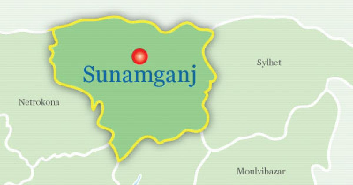 4 killed as private car plunges into Sunamganj ditch