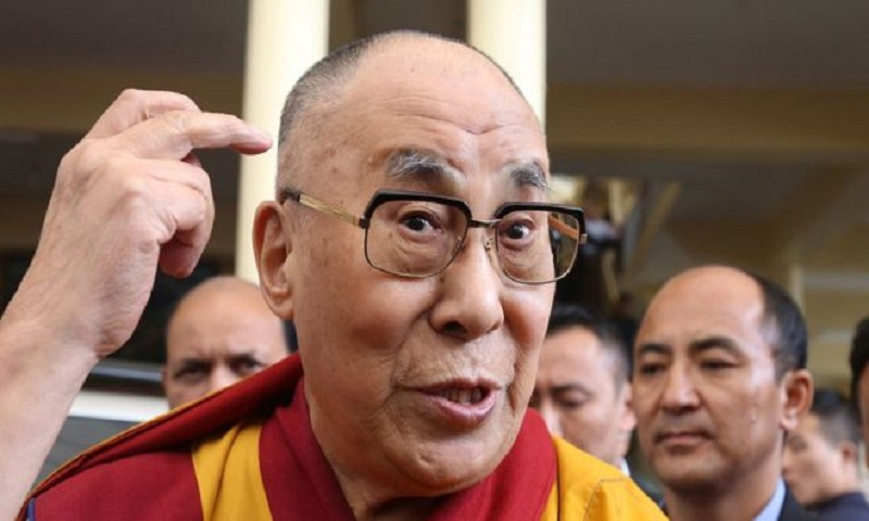 Dalai Lama launches free iPhone app