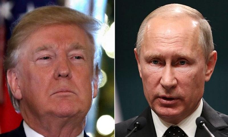 Trump, Putin talk on phone, discuss N.Korea: White House