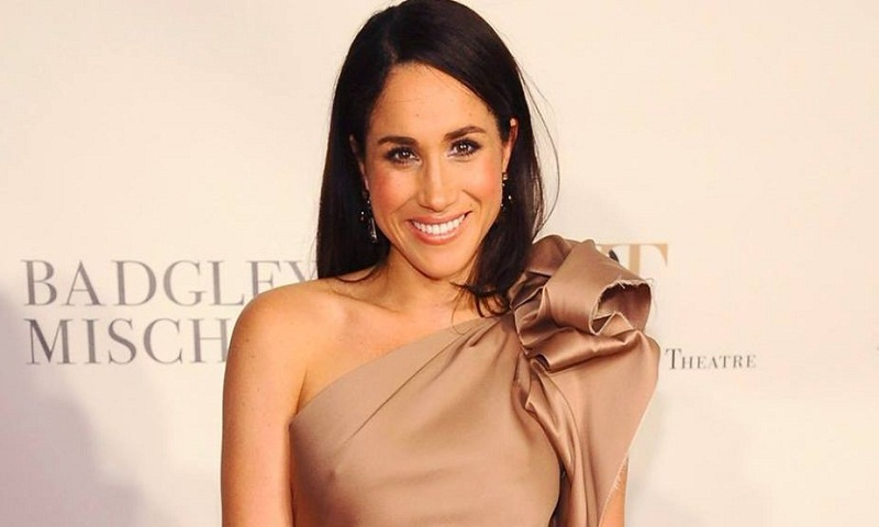 Markle beats Middleton as most influential fashion star