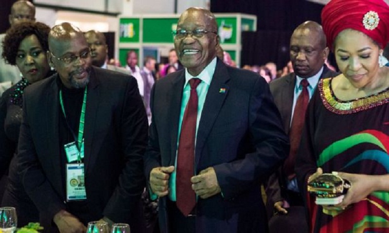 ANC gathers to choose leader to replace Jacob Zuma