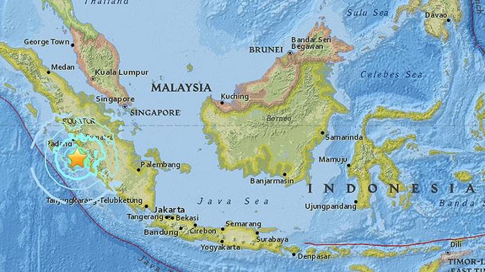 6.5 quake rocks southern Indonesia: USGS