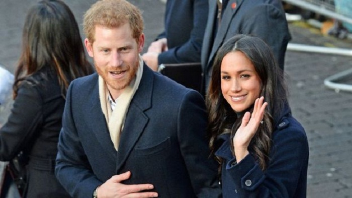 Prince Harry and Meghan to marry on 19 May 2018