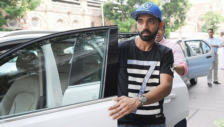 Rahane's father arrested after his car killed woman