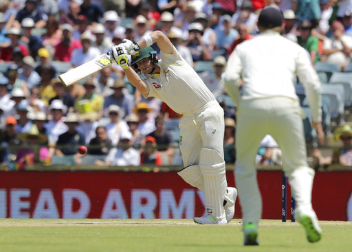 Smith's unbeaten 139 moves Australia into strong position