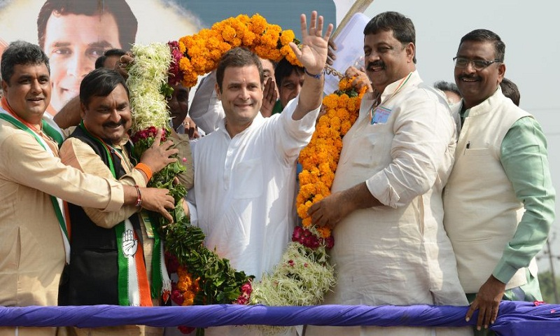 Finally, after 19 years, Congress gets a new chief in Rahul Gandhi