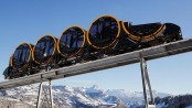World's steepest funicular railway line to open in Switzerland