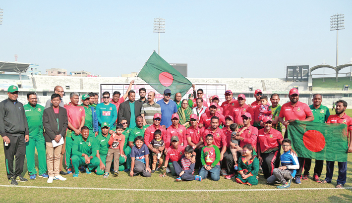 Former cricketers of Bangladesh