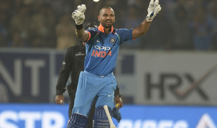 Dhawan, spinners lead India to win 3rd ODI over S. Lanka
