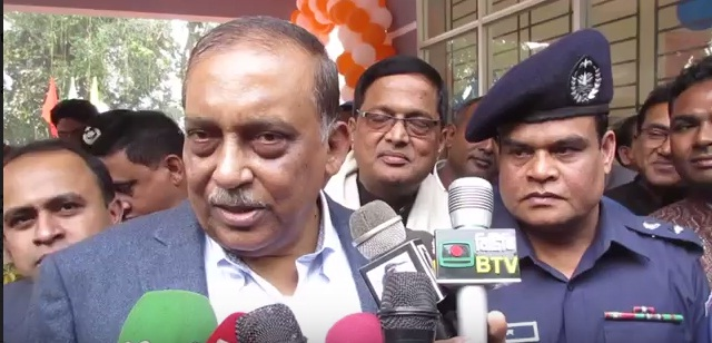 Efforts on to bring back Bangabandhu's killers: Home Minister