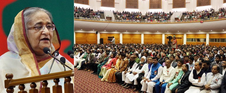 Anti-liberation forces not to get people's mandate: Prime Minister