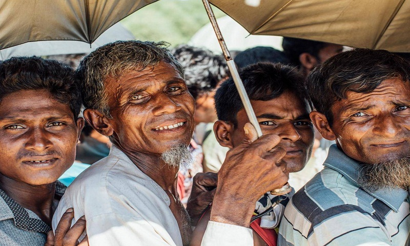 Inside the refugee camps of Bangladesh where Rohingya people wait in limbo