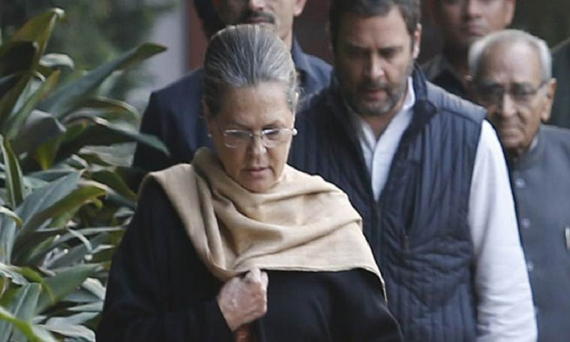 A tale of two speeches: In 2017, Sonia Gandhi returns to 1998