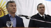 Argentina navy chief sacked after loss of submarine