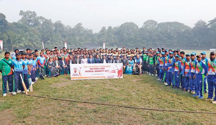 ICRC T20 cricket kicks-off amidst festivity