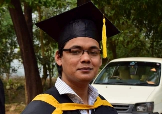 Chittagong University teacher sent to jail over Diaz murder