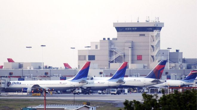 Atlanta Hartsfield-Jackson airport power cut grounds flights