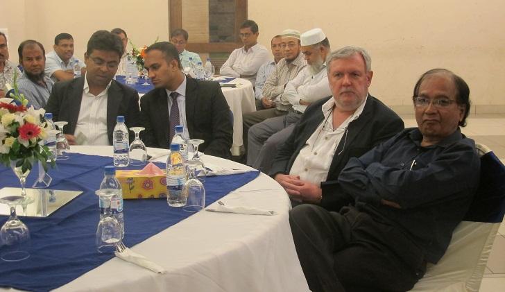 10th board meeting of SAARC University held