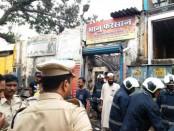 12 killed in major fire in India's Mumbai