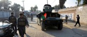 Afghan official: Taliban kill police officer in province
