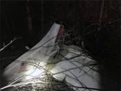 Three people killed in US plane crash: Police
