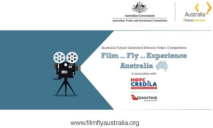Film and win a study trip to Australia