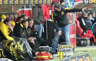 Football: Dortmund's Stoeger eyes Bayern scalp in cup